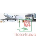 Стоимость авиа доставки по России